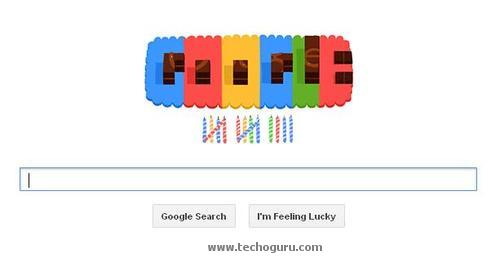 Google 14th Anniversary